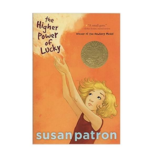 RL 5.9 : The Higher Power of Lucky (Paperback, Newbery)