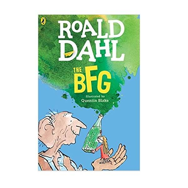 RL 4.8 : Roald Dahl : The BFG (Paperback, Reprint Edition)
