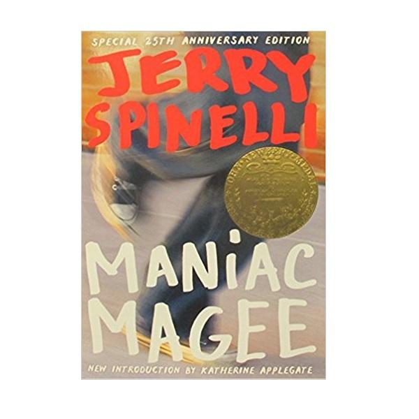 [1991 뉴베리] Maniac Magee (Paperback, Newbery)