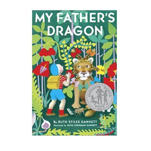 [1949 뉴베리] My Father's Dragon #01 (Paperback)