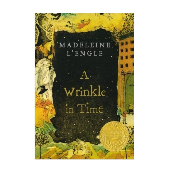 RL 4.7 : A Wrinkle in Time #1 : A Wrinkle in Time (Paperback, Newbery)