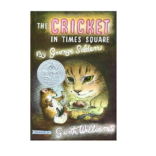 [1961 뉴베리] The Cricket in Times Square (Paperback, Newbery)
