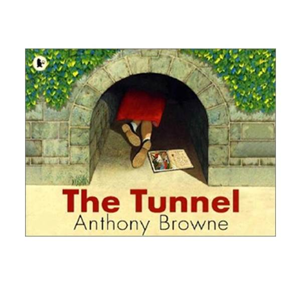 Anthony Browne : The Tunnel (Paperback)