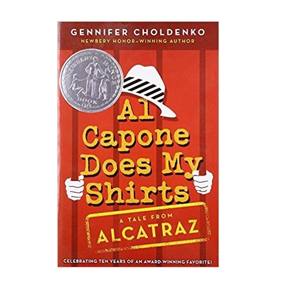 RL 3.5 : Al Capone Does My Shirts (Paperback, Newbery)