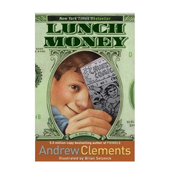 RL 5.2 : Andrew Clements : Lunch Money (Paperback)