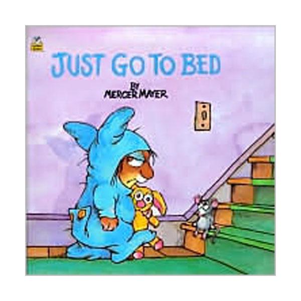 ★굿나잇★ RL 2.0 : Little Critter Series : Just Go to Bed (Paperback)