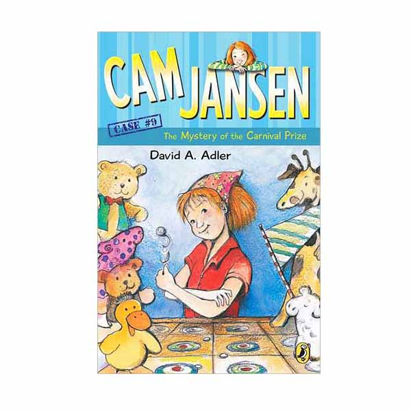 RL 3.7 : Cam Jansen #9 : The Mystery of the Carnival Prize (Paperback)