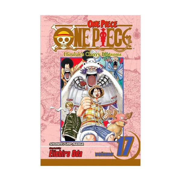 One Piece #17 (paperback)