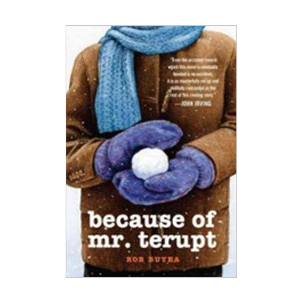 RL 3.7 : Because of Mr. Terupt (Paperback)