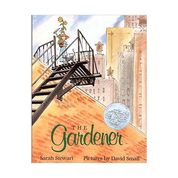RL 3.9 : The Gardener(Paperback, Caldecott)