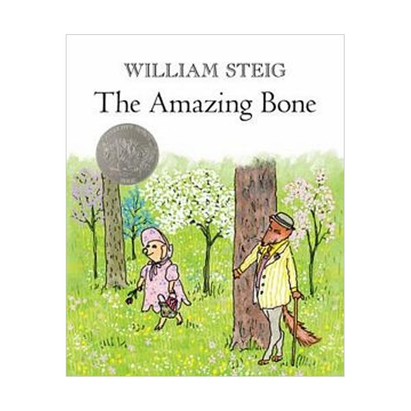 [1977 칼데콧] The Amazing Bone (Paperback, Caldecott)