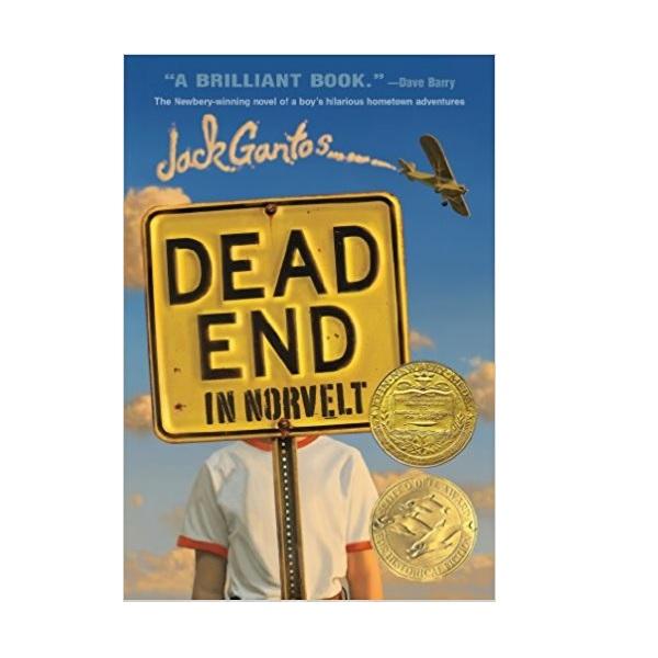 [2012 뉴베리] Dead End in Norvelt (Paperback)