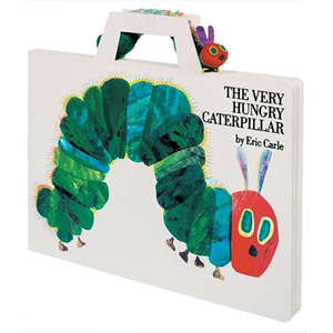 The Very Hungry Caterpillar with Plush Package (Giant Board Book)