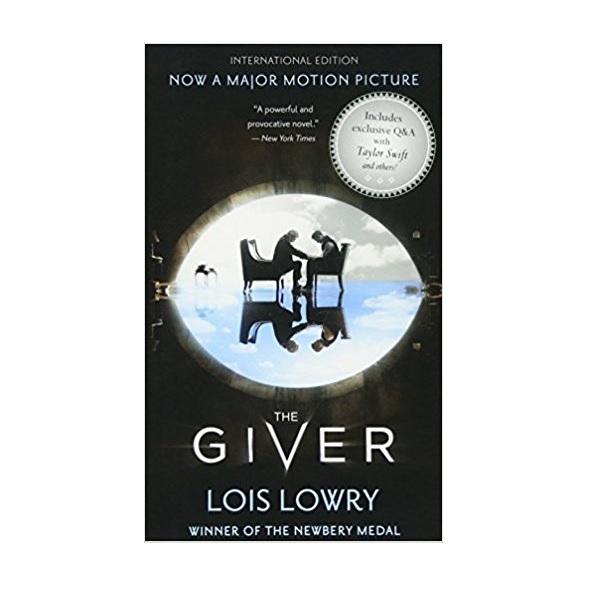 [1994 뉴베리] The Giver (Movie Tie-In,Mass Market Paperback)