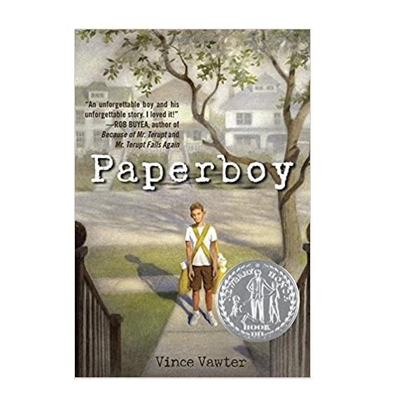 [2014 뉴베리] RL 5.1 : Paperboy (Paperback, Newbery)