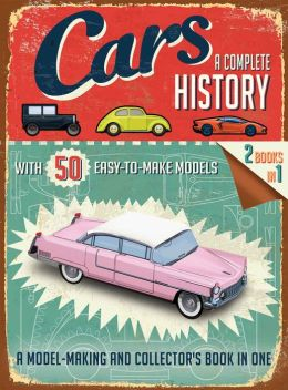Cars : A Complete History (Paperback)