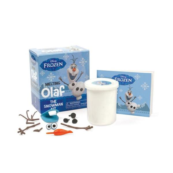 ★키즈코믹콘★Frozen : Melting Olaf the Snowman Mini Kit (Toy)