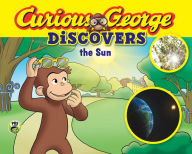 RL 4.5 : Curious George Science Storybook : Discovers the Sun (Paperback)