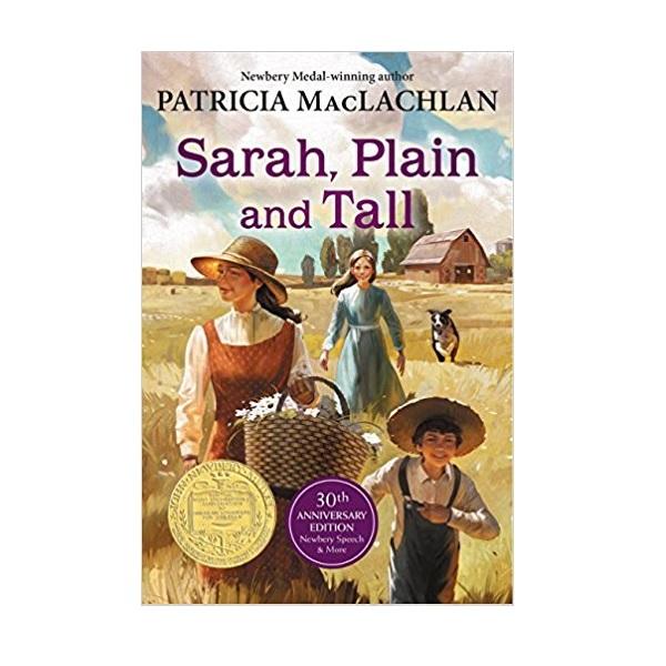 RL 3.4 : Sarah, Plain and Tall #01 :(Paperback, Newbery)