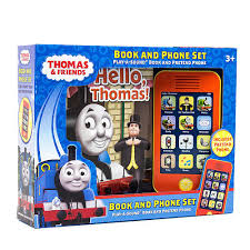 Thomas & Friends : Hello, Thomas! Book and Phone Set (Sound book)