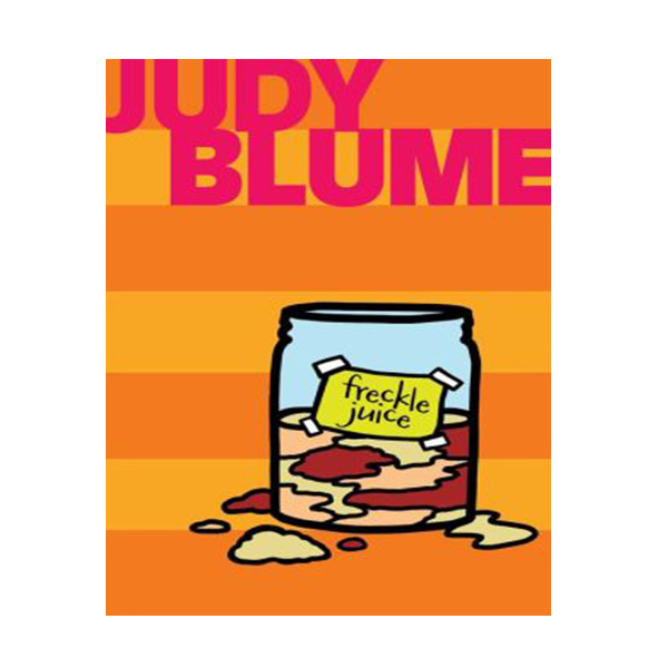 RL 3.1 : Judy Blume : Freckle Juice (Paperback)