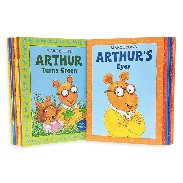[공동구매]Arthur Adventures 픽쳐북 19종 세트 (Paperback)
