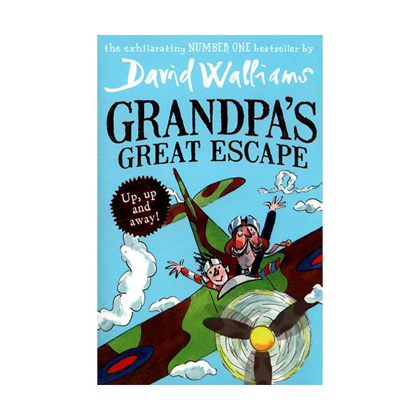 Grandpa's Great Escape (Paperback)