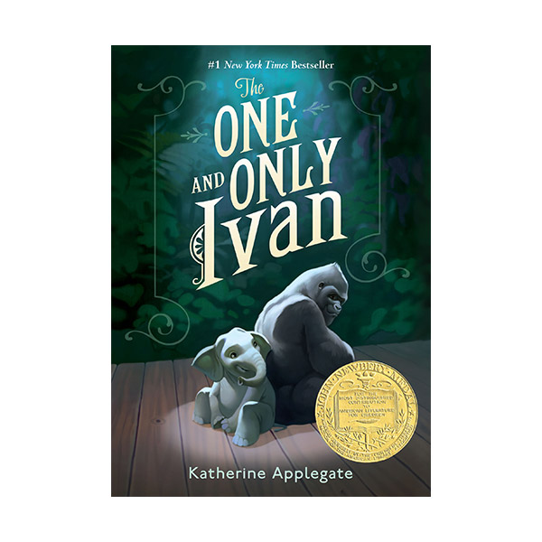 RL 3.6 : The One and Only Ivan (Paperback, Newbery)