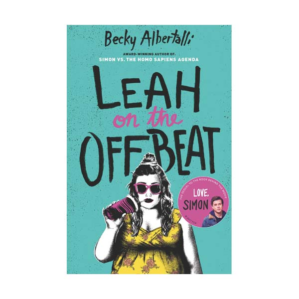 RL 3.7 : Leah on the Offbeat (Paperback)