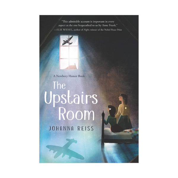 [1973 뉴베리] The Upstairs Room (Paperback)