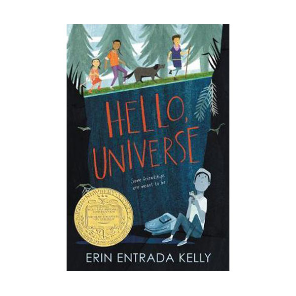RL 4.7 : Hello, Universe (Paperback, Newbery)