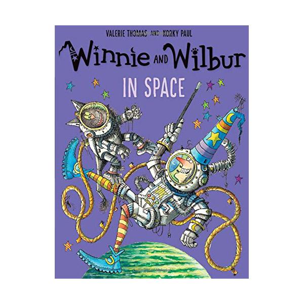 Winnie and Wilbur : In Space ( Paperback, 영국판)