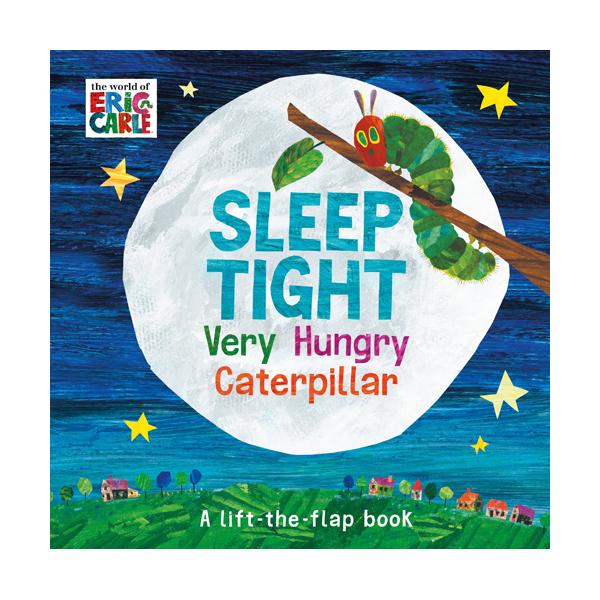 Sleep Tight Very Hungry Caterpillar (Hardcover, 영국판)