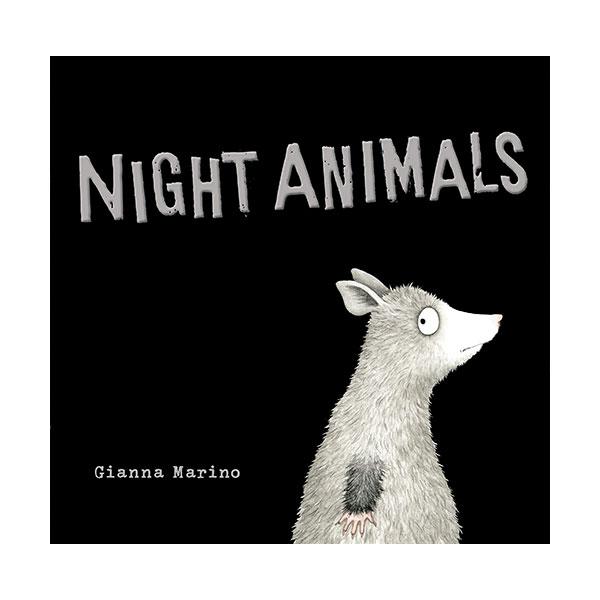 Night Animals (Hardcover)