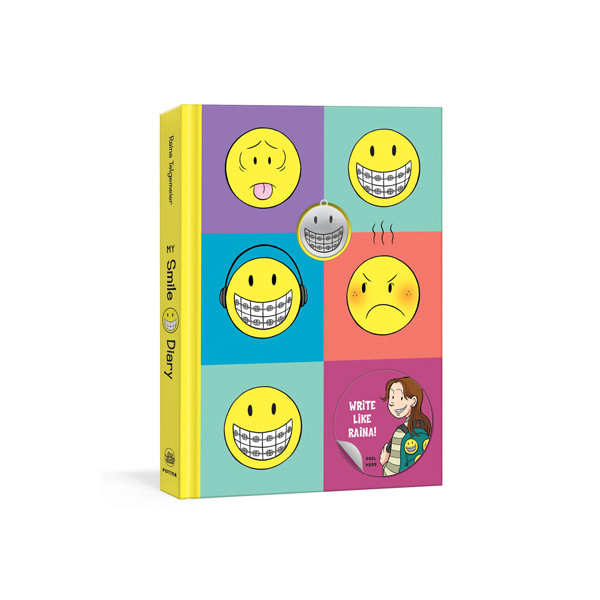 My Smile Diary : An Illustrated Journal with Prompts (Diary)