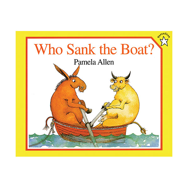 RL 2.4 : Who Sank the Boat? (Paperback)