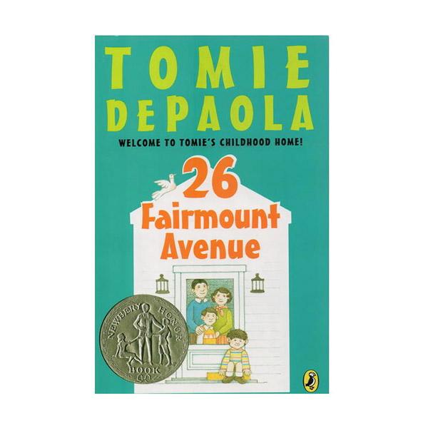 [2000 뉴베리] 26 Fairmount Avenue (Paperback, Newbery)