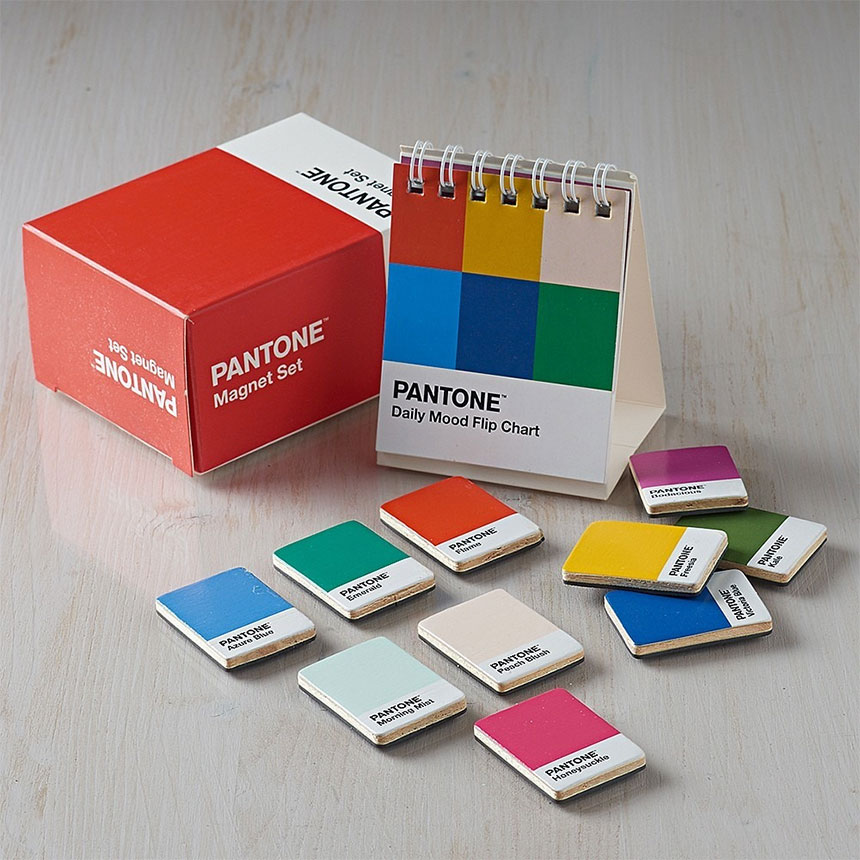 PANTONE Magnet Set (Magnet+Chart)