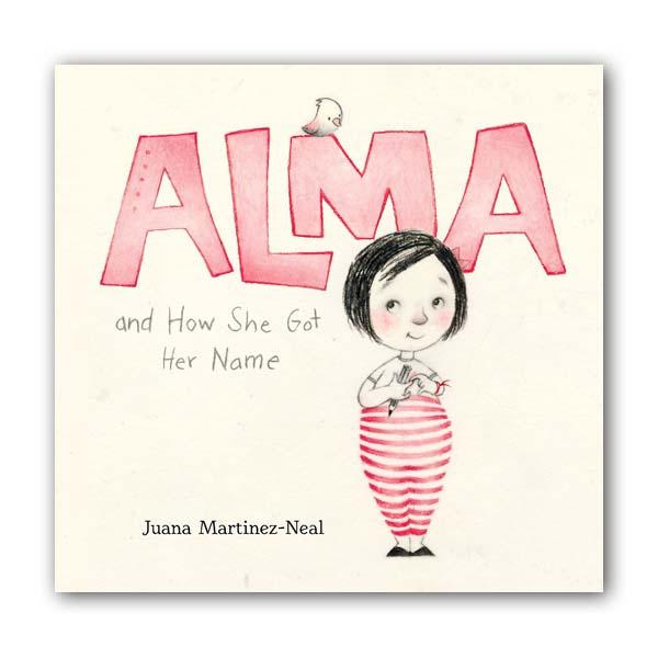 [2019 칼데콧] Alma and How She Got Her Name (Hardcover)