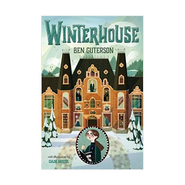 [모닝캄 2018-19 위너] R.L 5.9 : Winterhouse (Hardcover)