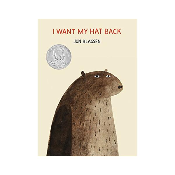 [Jon Klassen] I Want My Hat Back (Paperback, 영국판)