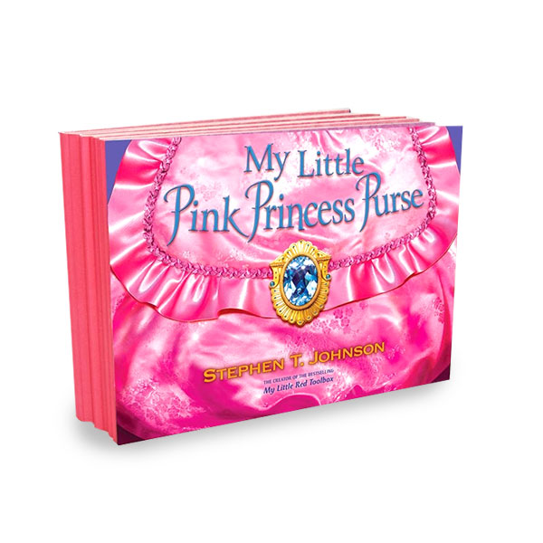 My Little Pink Princess Purse (Hardcover)