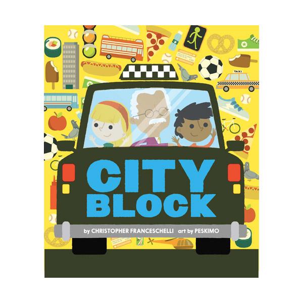 Cityblock : Block Book (Board book)