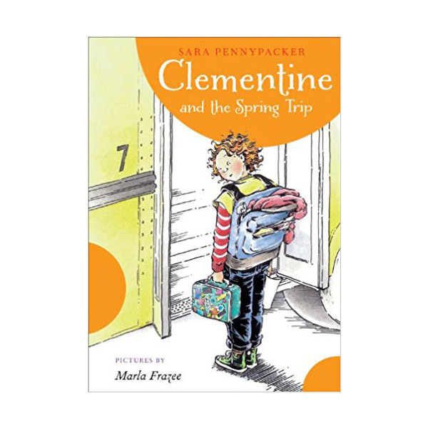 RL 4.4 : #06 Clementine and the Spring Trip (Paperback)