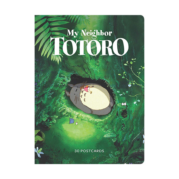 My Neighbor Totoro : 30 Postcards (Card Book)