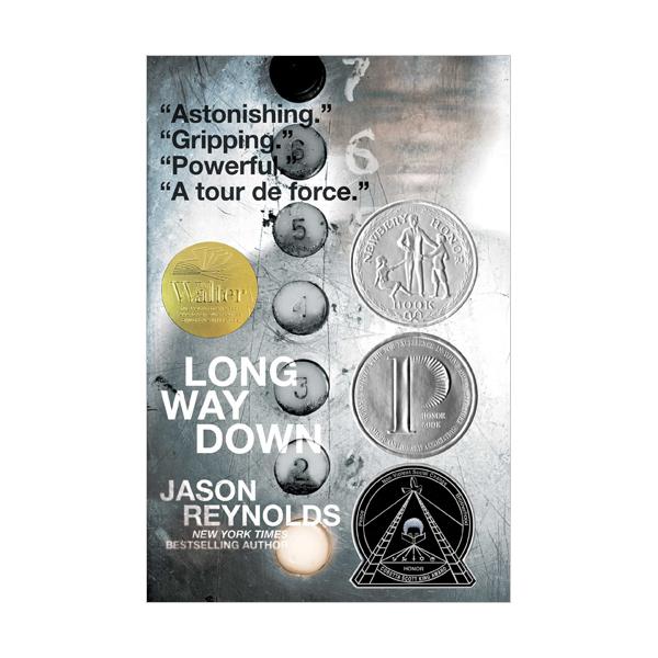 [2018 뉴베리] Long Way Down (Paperback, Newbery)