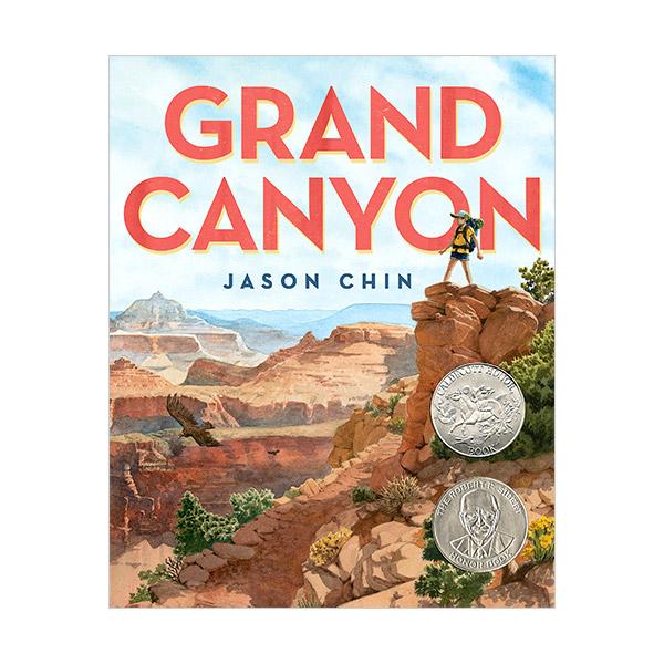 [2018 칼데콧] Grand Canyon (Hardcover, Caldecott)