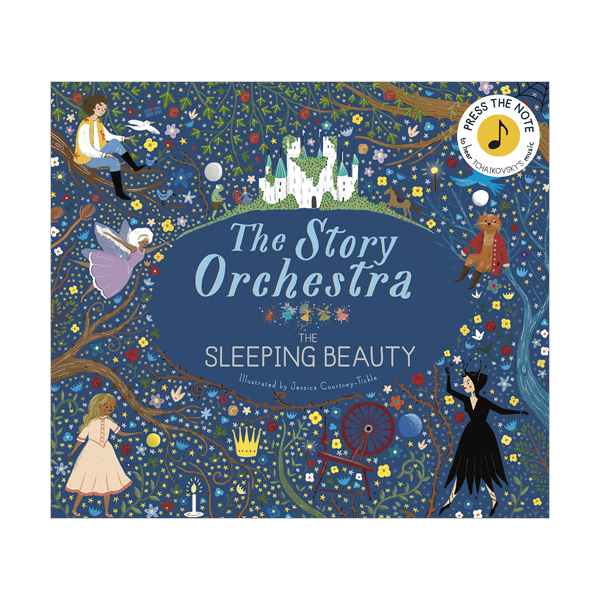 The Story Orchestra : The Sleeping Beauty (Hardcover, Sound Book)