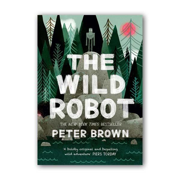 [모닝캄 2017-18 위너] Wild Robot #01 : The Wild Robot (Paperback, 영국판)