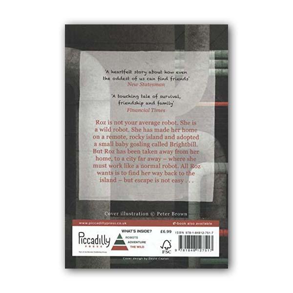 Wild Robot #02 : The Wild Robot Escapes (Paperback, 영국판)